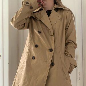 Banana Republic Petite Trench coat